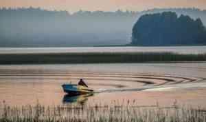 На водных объектах Архангельской области в границах некоторых территорий вводится запрет лова