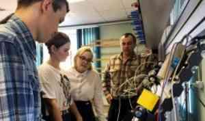 Школьники примерили на себя инженерные профессии