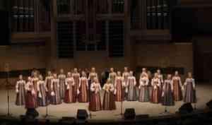 Северный русский народный хор покорил московскую публику