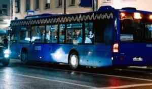 С 1 мая Майскую горку и Соломбалу свяжет ночной автобус