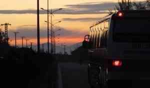 В Архангельске проезд на ночном автобусе будет стоит 35 рублей