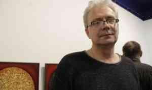 В архангельском Художественном салоне открылась выставка Виктора Воробьева «Время…»