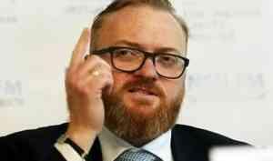 Милоновские штучки. Депутат Госдумы предложил ввести в России «сухой закон»