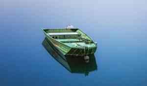 В Котласском районе утонул рыбак