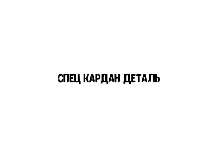 Спец Кардан Деталь
