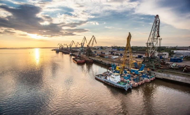 Архангельский морской торговый порт