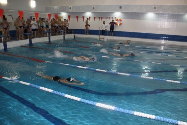 Плавательный бассейн САФУ